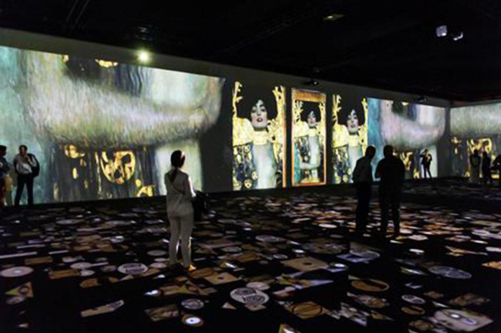 Al Mudec una mostra su Klimt senza Klimt • Marta Begna