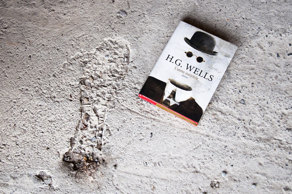 H.G. Wells – L'uomo invisibile